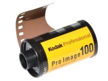 Negatyw Kodak Pro Image 100