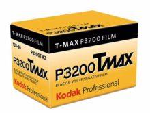Negatyw Kodak Pro P3200 T-MAX
