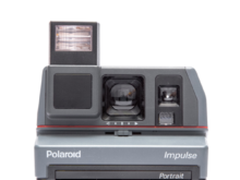 aparat polaroid impulse